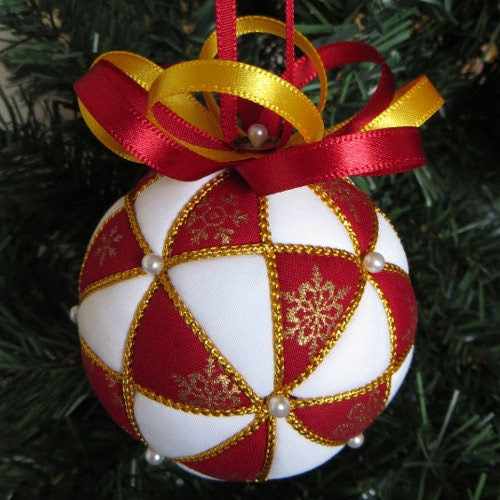 Unique Handmade Ornaments, Tutorials and Supplies by OrnamentDesigns