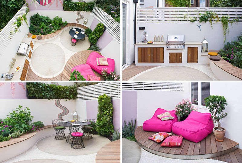 Backyard Landscaping Ideas This Small Patio Space Is Ready