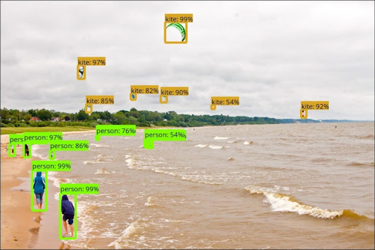Google open-sources object detection tech that powers Nest Cam, Image Search, and Street View