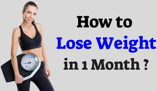 How to lose 10 kg weight | Mynewsfit