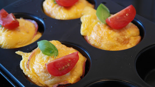 Loaded Baked Omelet Muffins - Personalized Nutrition Concepts