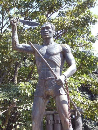 Yanga was a Fierce Fighter