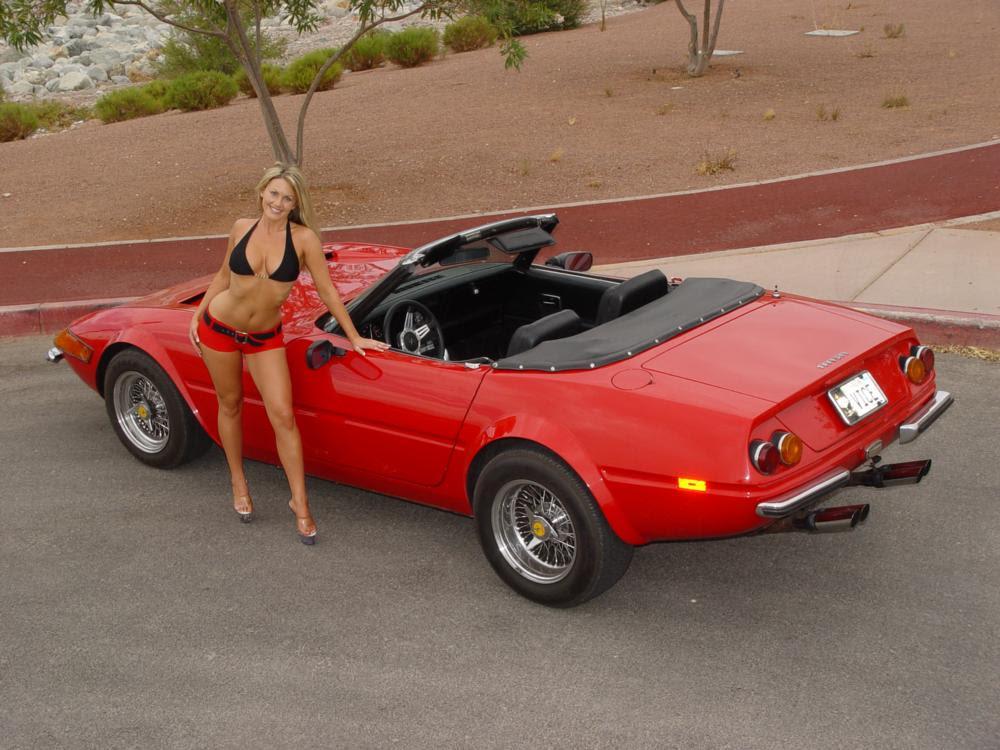 Ferrari Daytona Spyder Replica For Sale