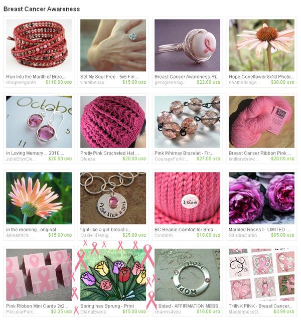 Breast Cancer Awareness Treasury