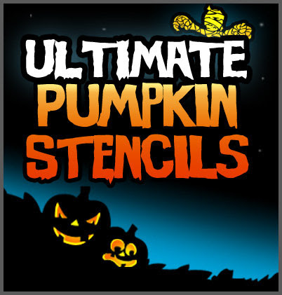 Top 10 Pumpkin Carving Ideas for 2014 - Ultimate Pumpkin Stencils