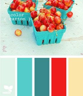 Teal Color Combinations | colorboard