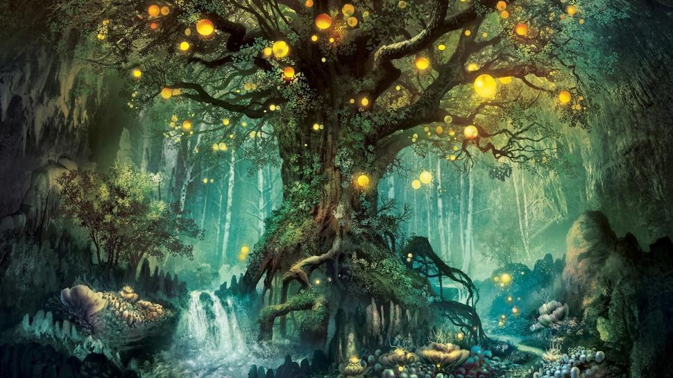 Автомат Magic Forest (Волшебный Лес) онлайн без регистрации - играть на деньги или бесплатно в игровой автомат Magic Forest на