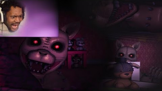 bro there are monsters everywhere fnac3