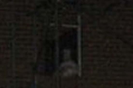 Mujer fantasma bebé Inglaterra