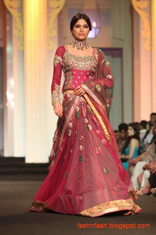 Indian-Pakistani-Bridal-Wedding-Dresses-2012-13-Bridal-Saree-Lehenga-Gharara-Dress-