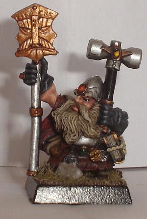 Coolminiornot Dwarf Runesmith By Zipp