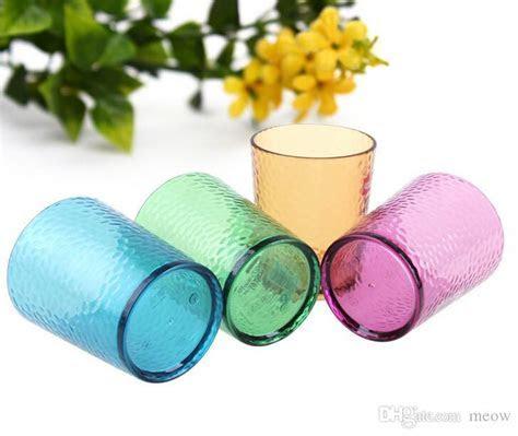 ful Acrylic Water Cup Glass Water Mug Iced Tea Cup