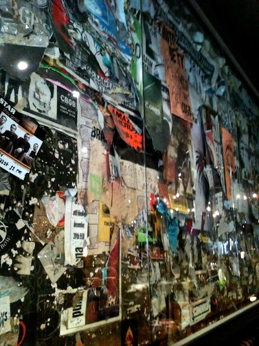 CBGB Punk Rock Walk Of Fame!