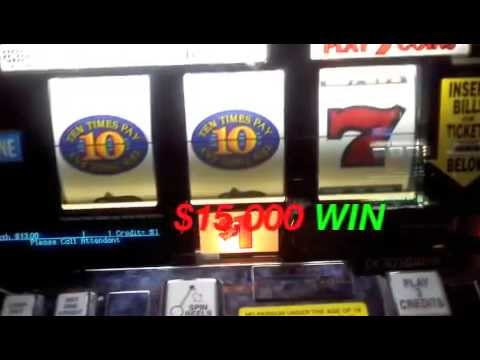 Best way to play slot machines and win