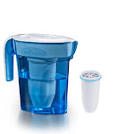 Zerowater 6 cup pitcher with extra one filter