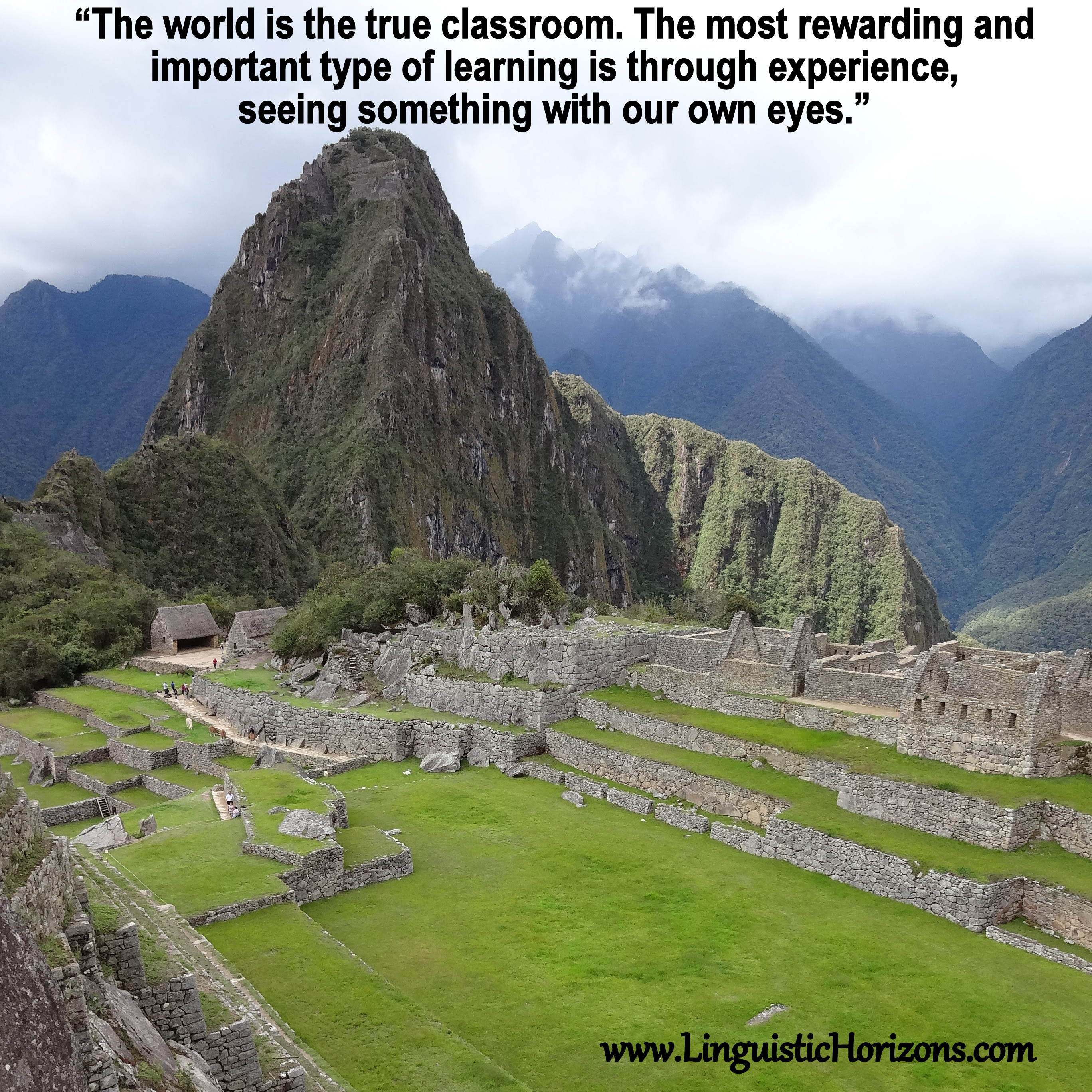 10 Travel Quotes We Love International Internships Language