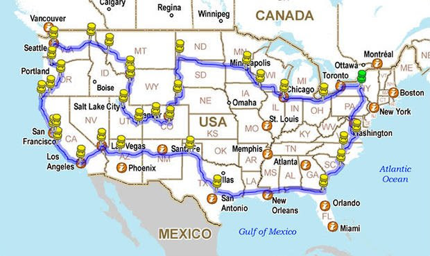 The Best Picture About travel across america