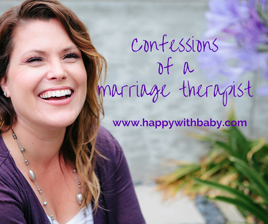 Confessions of a Marriage Therapist
