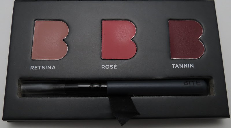 BITE Beauty Luminous Creme Lipstick Palette