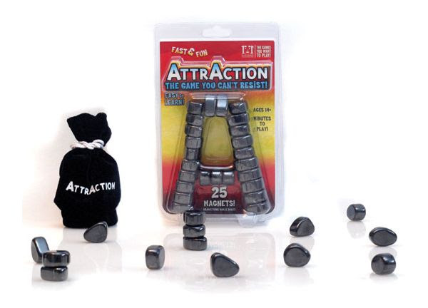 AttrAction Giveaway | Casual Game Revolution