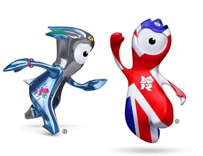 талисмани 2012 Олимпиада