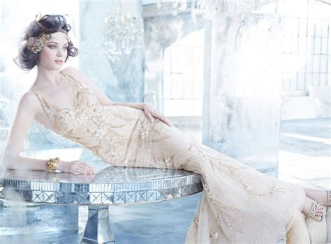 inspired winter bridal luxury wedding dresses magment