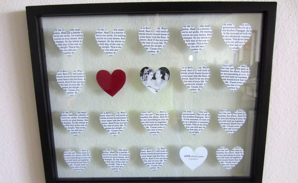 Wedding Anniversary Gifts: Wedding Anniversary Gifts Diy