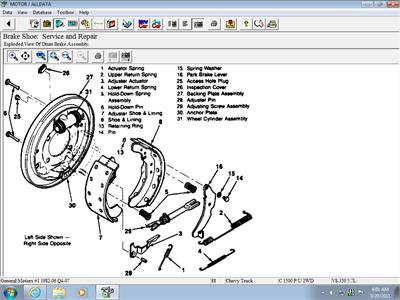 29 1994 Chevy Silverado Rear Brake Diagram - Wiring ...