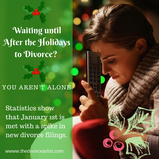 Waiting for the Holidays to Divorce? You Aren't Alone.
