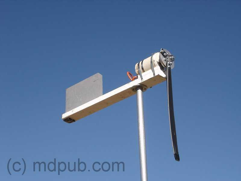 How To Make Wind Generator Home Made Wind Turbine