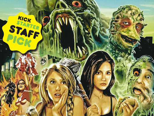 """Return to Nuke 'Em High: Volume 2"" by Troma Entertainment by Troma Entertainment — Kickstarter"