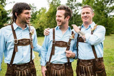Bavarian Oktoberfest Wedding · Rock n Roll Bride