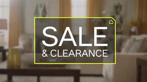 ashley furniture homestore sale clearance event tv