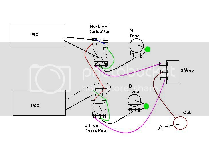 Telecaster Guitar Wiring Diagram