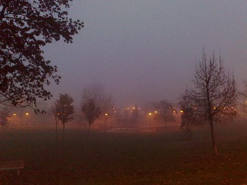 Scende la nebbia by durishti