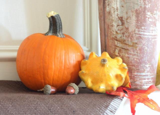 Mantle Pumpkin