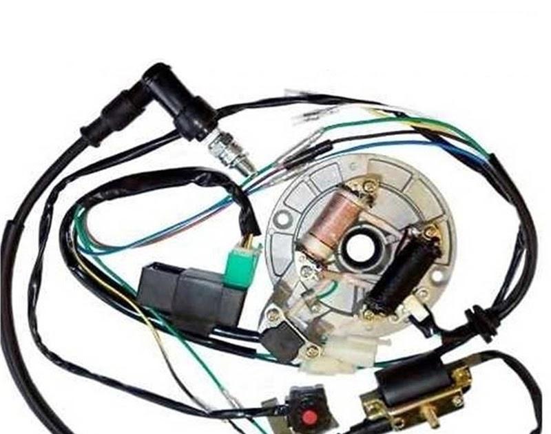 110 Atv Stator Wiring Diagram