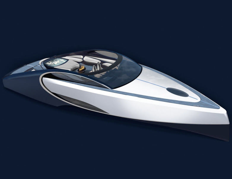 Bugatti made a yacht and it's exactly as absurd as you're ...