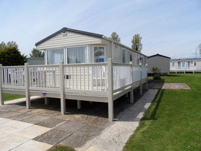 4 Bedroom Caravan Hire at Butlins | 10 berth caravan rental