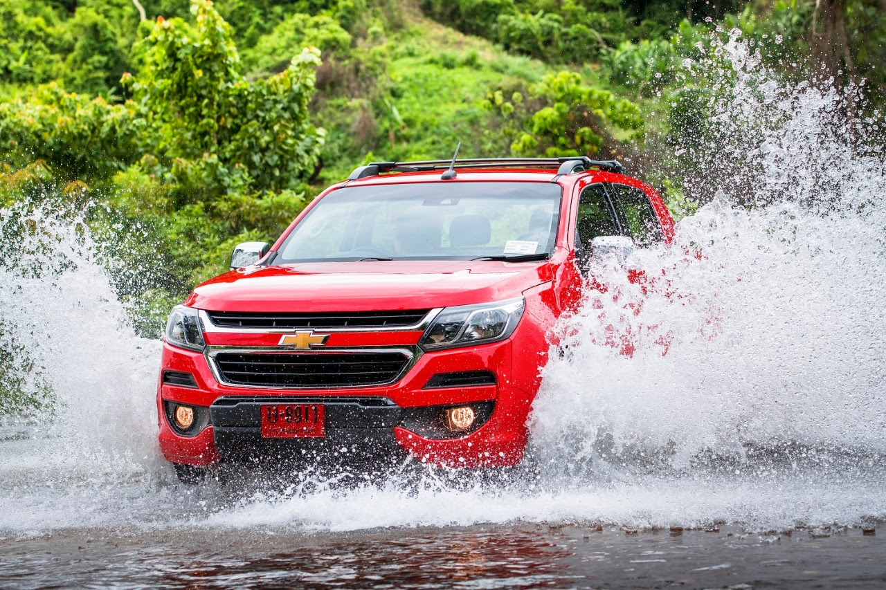 Chevrolet Colorado in Thailand (2) | The News Wheel