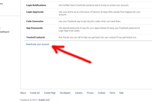How to make your Facebook private