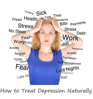 How Do I Get Rid Of Depression Naturally