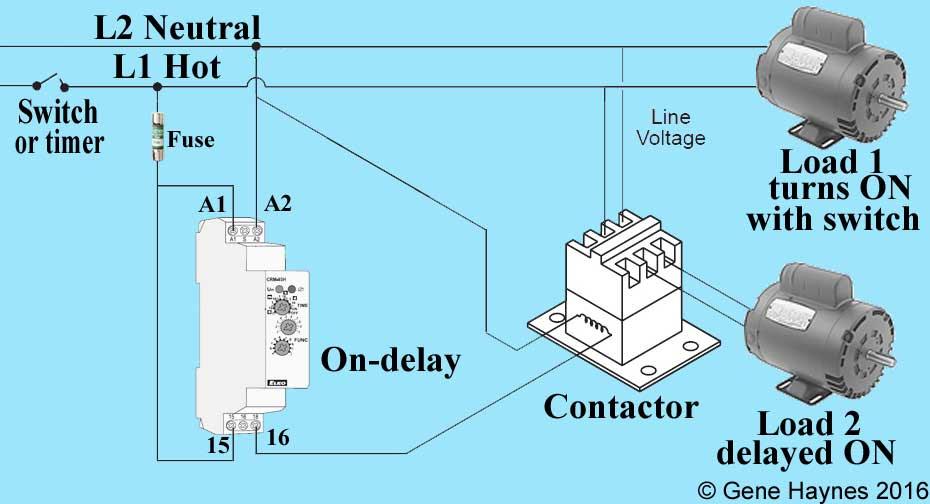 Wiring State Dayton Diagram Solid Relay 5wml8