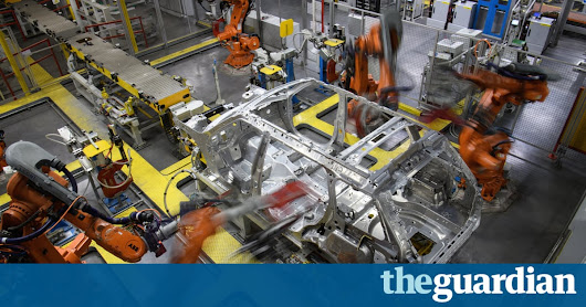 Robots to replace 1 in 3 UK jobs over next 20 years, warns IPPR | Technology | The Guardian
