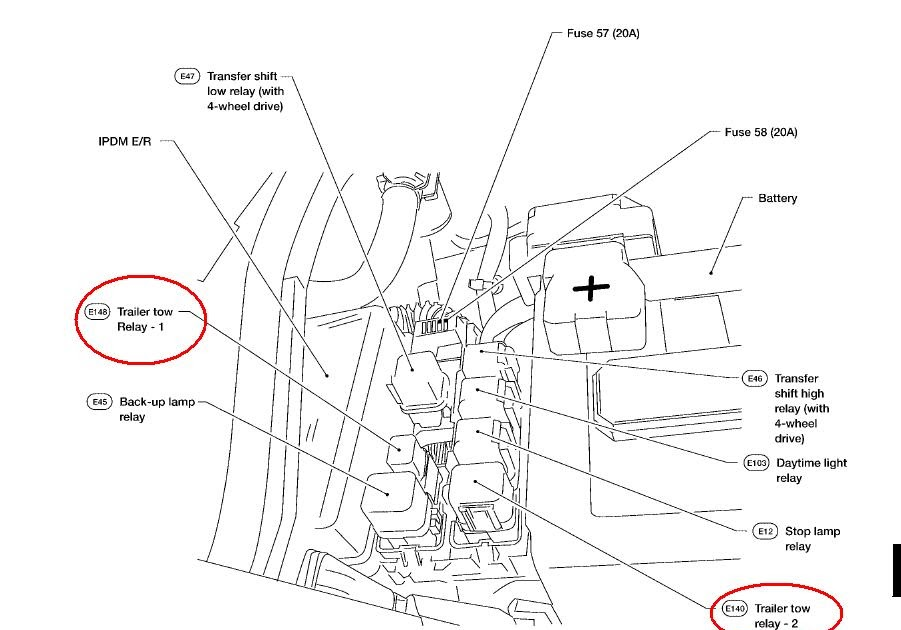 Wiring Diagram For Titan Stock Trailer