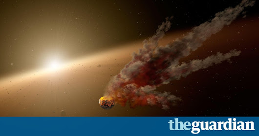 Have we detected an alien megastructure in space? Keep an open mind | Seth Shostak | Opinion | The Guardian