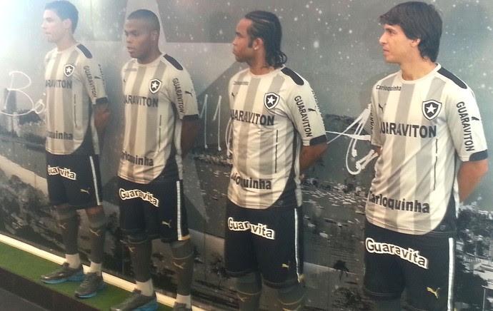 3806ac1869326 Camisa Botafogo (Foto  Diego Rodrigues)
