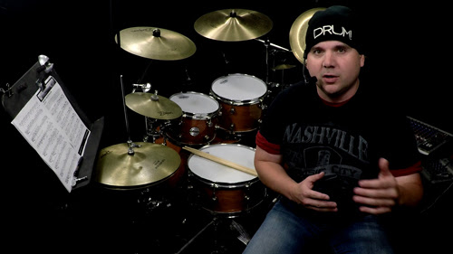 "Drum Lessons – ""AH""nother Take on Drum Fills 