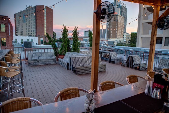 6. Fly Bar & Restaurant, Tampa