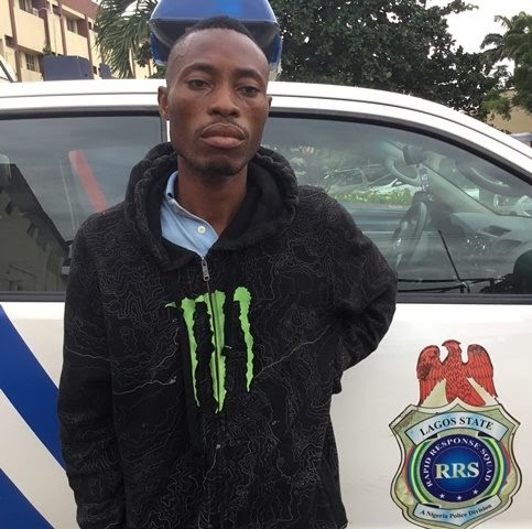 Uber Driver Nearly Jumps Into A Lagoon In Lagos Over N90K Debt [See The Suicide Note He Left]